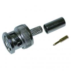 CN-392 BNC Plug with Ring