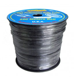 CA-23400BK 3X4mm Stereo Cable