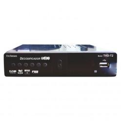 TVD-T2 Decodificador de Señal