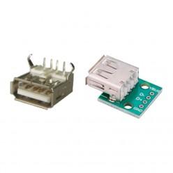 CC-704 Connector USB SMD