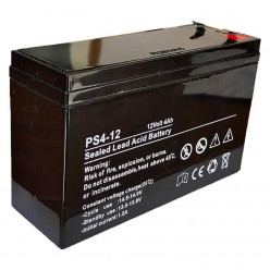 PS4-12 Lead Acid Battery