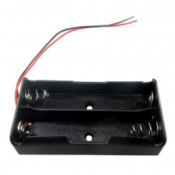 MH-18650X2 Plastic Holder