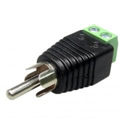 CSC-185 RCA Plug