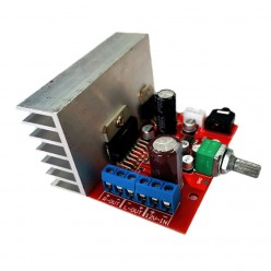 ASM-7379 Stereo Amplifier...