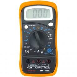 TM-128BK Digital Multimeter