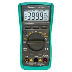 MT-1232 Auto Range Multimeter