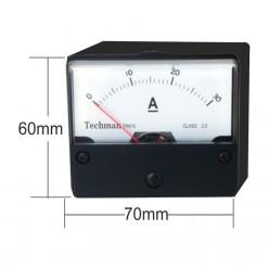 TP-670D10A Análog Ammeter