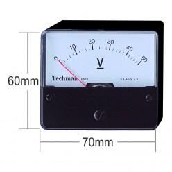 TP-670D30V Analog Voltimeter