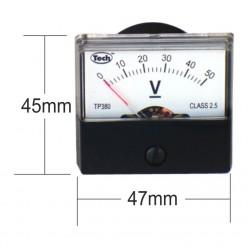 TP-380A150V Analog Voltmeter