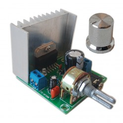 ASM-7297 Stereo Amplifier...