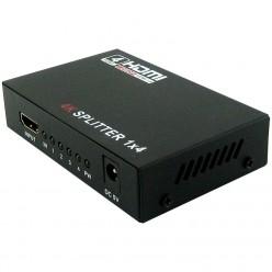 CC-8844 HDMI 1X4, 4K-3D